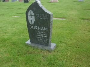 Example 1: Durham
