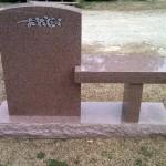 Example 16: Memorial Bench