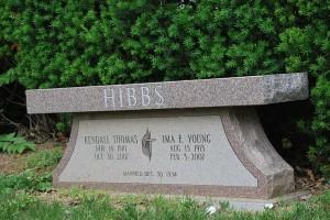 Example 17: Hibbs bench