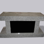 Columbarium Bench