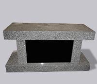 Columbarium Bench