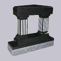 5 Piece Cap and Pillar