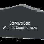 Serp with Corner Checks